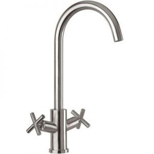 STAINLESS STEEL SINK MIXERS