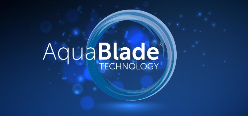 AquaBlade®  Μια επαναστατική εφεύρεση στο μπάνιο