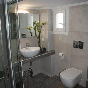 Μπάνιο σε ιδιωτική κατοικία