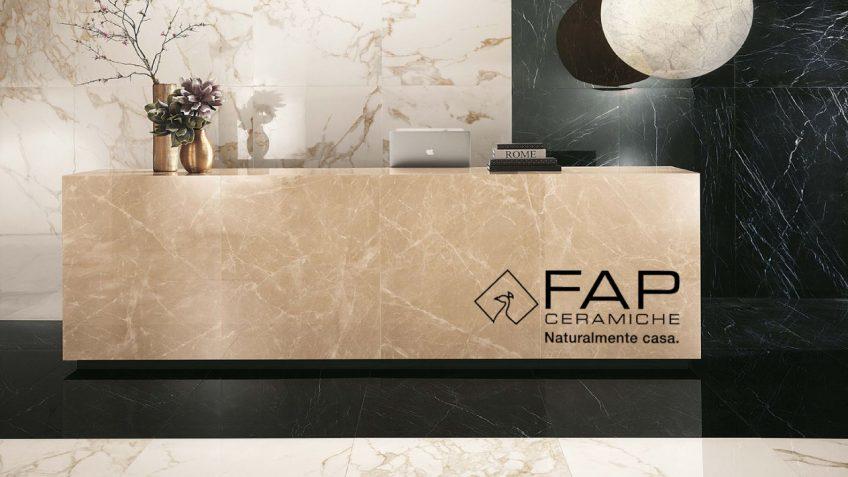 Νέα συλλογή πλακιδίων Roma Diamond από την FAP Ceramiche
