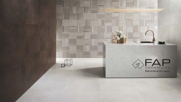 Συλλογή πλακιδίων Milano & Floor από την FAP Ceramiche
