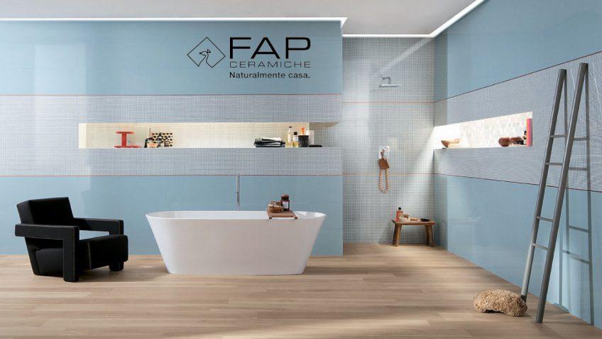 Συλλογή πλακιδίων Pat από την FAP Ceramiche