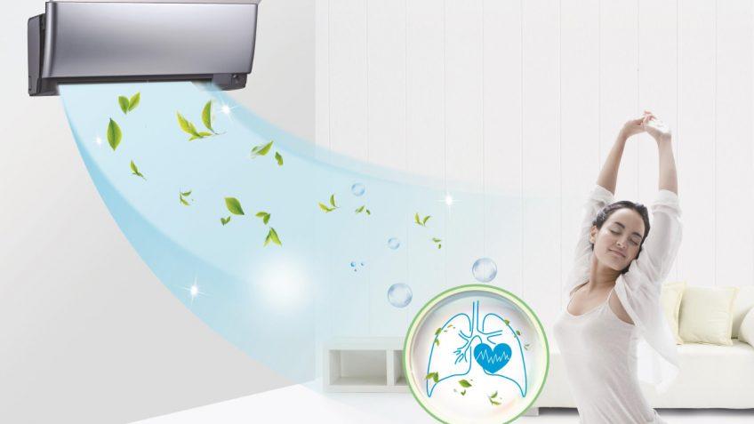 Τι είναι ο ιονιστής στα κλιματιστικά και γιατί να επιλέξω κλιματιστικό με ιονιστή;