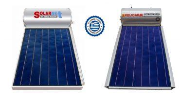 Προσφορά ηλιακών θερμοσιφώνων SOLARNET-HELIOAKMI