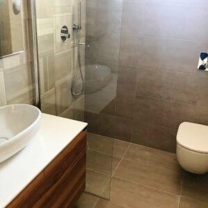 Ανακαίνιση μπάνιου στην Ξάνθη