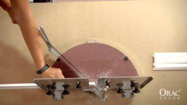 Πρακτικές συμβουλές ORAC Decor κατά την τοποθέτηση πλακιδίων / laminate